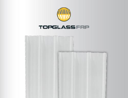 แผ่นโปร่งแสง ท็อป กลาส (Topglass Translucent Roof Sheet)